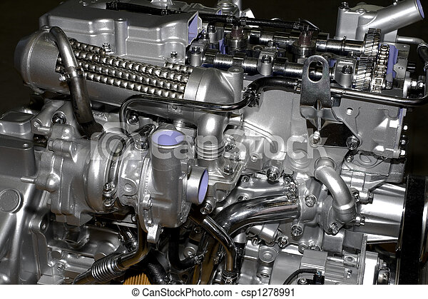 automobile engine - csp1278991