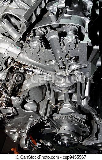 automobile engine - csp9455567