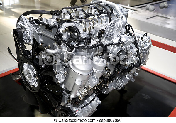 automobile engine - csp3867890