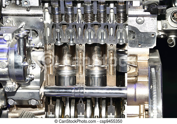 automobile engine - csp9455350
