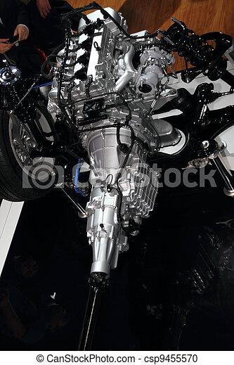 automobile engine - csp9455570