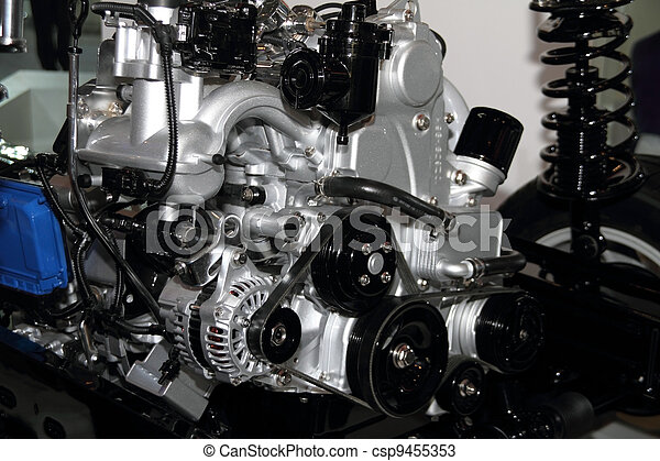 automobile engine - csp9455353