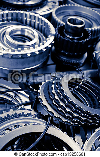 automobile gear assembly - csp13258601