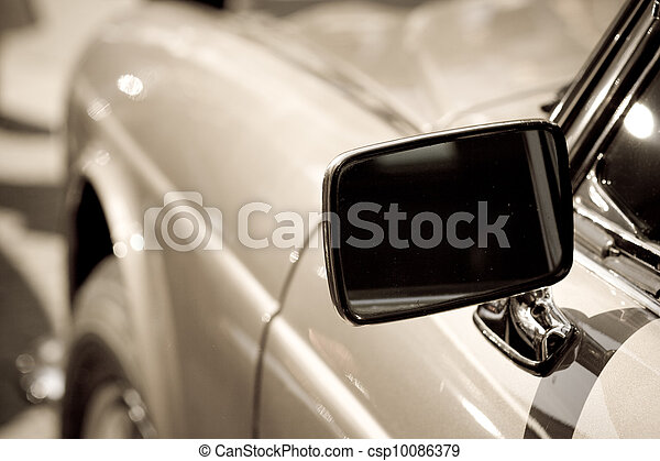 automobile, insperation - csp10086379
