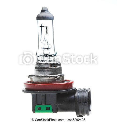 automobile, lampada - csp8292405