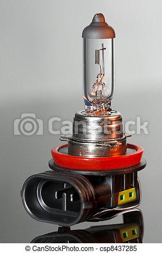 automobile, lampada - csp8437285