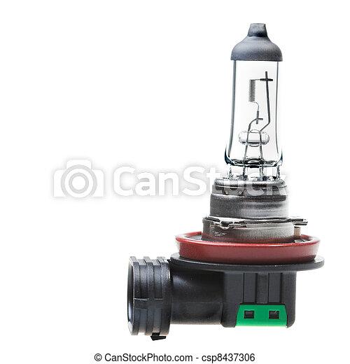 automobile, lampada - csp8437306