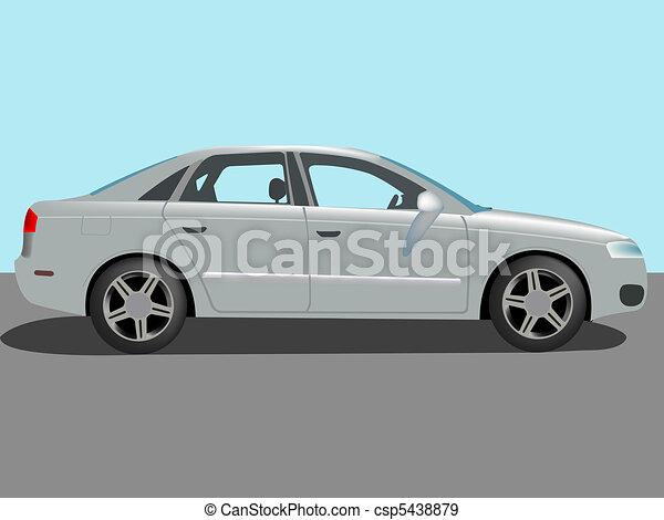 automobile vector - csp5438879