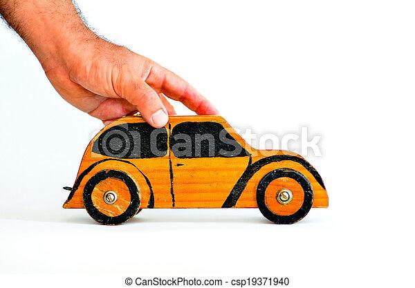 automobilen, begreb, firma - csp19371940