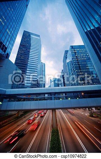 automobili, spostamento, digiuno - csp10974822