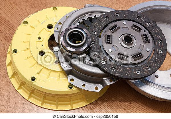 automobilistisk, dele - csp2850158