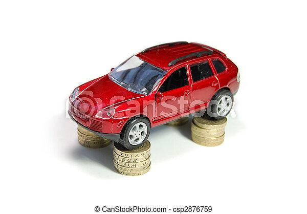 automobilversicherung - csp2876759