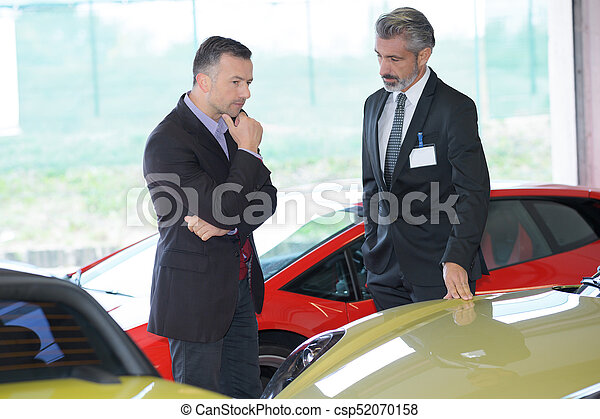 automotive retailer - csp52070158