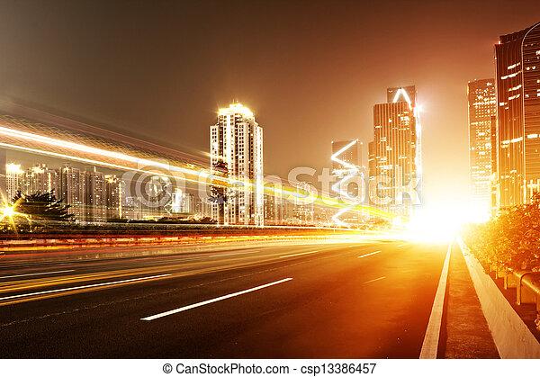 Schnelle Autos - csp13386457