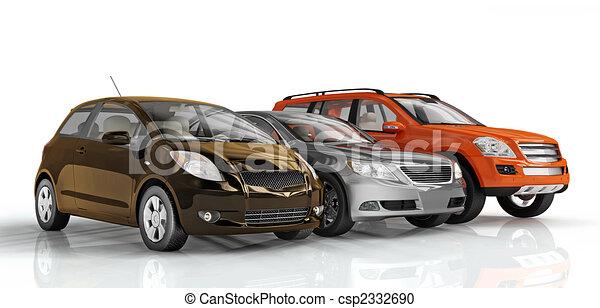 Autos - csp2332690