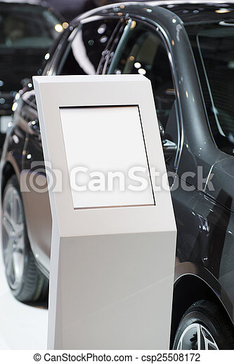 autosalone - csp25508172