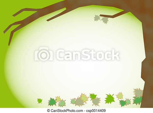 Autumn background - csp0014409