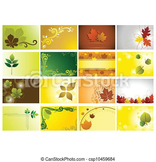 Autumn background - csp10459684