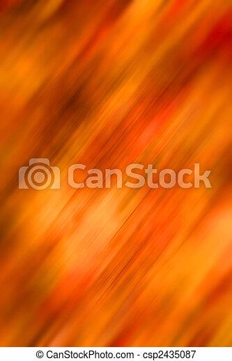 Autumn background - csp2435087