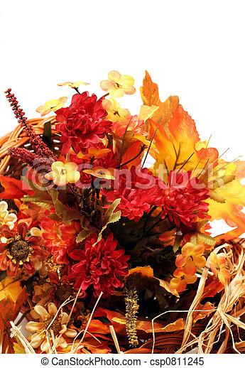 Autumn Basket - csp0811245