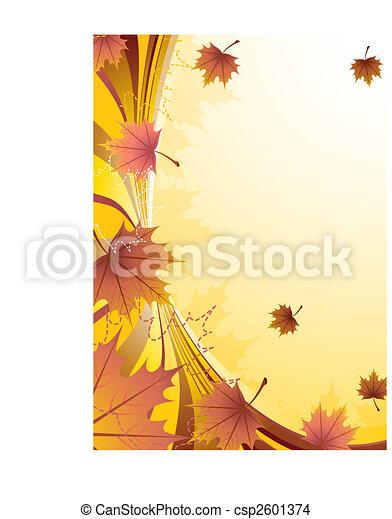 autumn - csp2601374