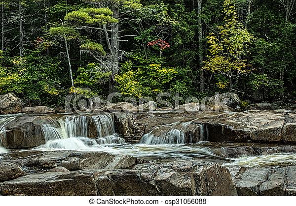 Autumn Falls - csp31056088