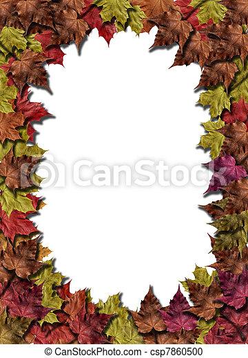 autumn frame - csp7860500