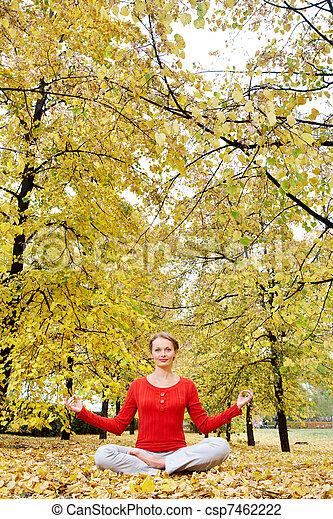 Autumn harmony  - csp7462222