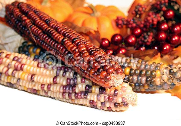 Autumn Harvest - csp0433937