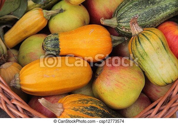 Autumn Harvest - csp12773574