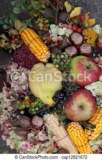 Autumn Harvest - csp12821672