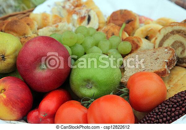 Autumn Harvest - csp12822612