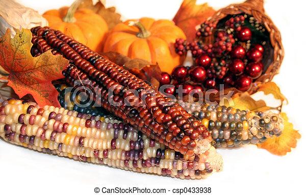 Autumn Harvest - csp0433938