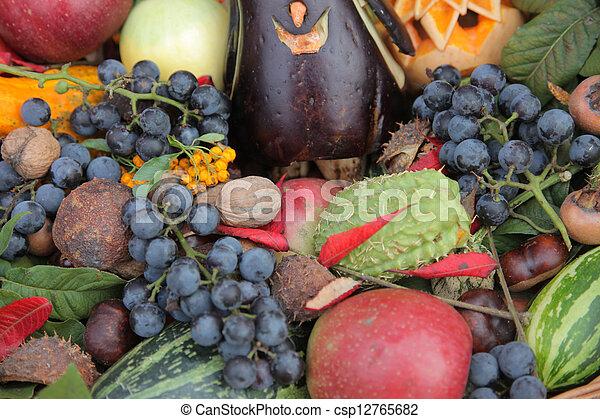 Autumn Harvest - csp12765682