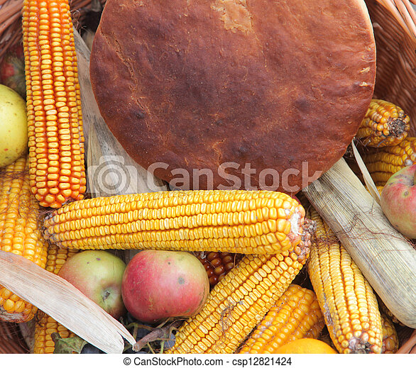 Autumn Harvest - csp12821424
