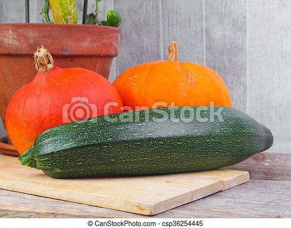 Autumn harvest - csp36254445