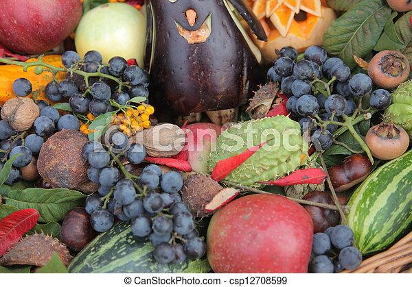 Autumn Harvest - csp12708599