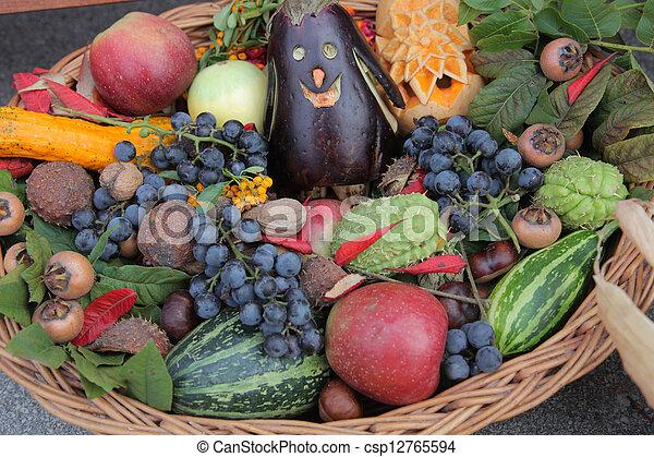 Autumn Harvest - csp12765594