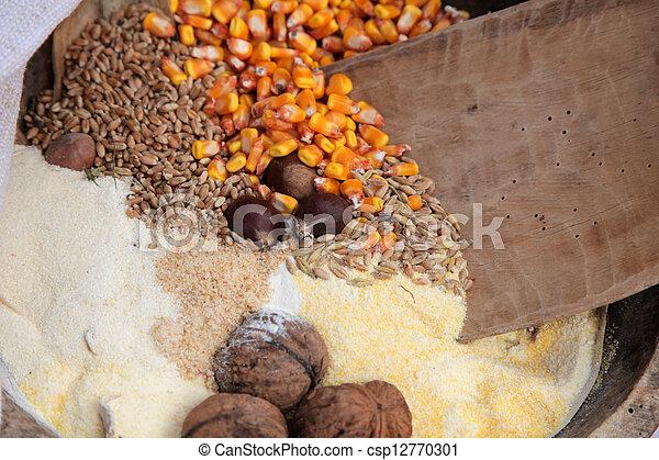 Autumn Harvest - csp12770301