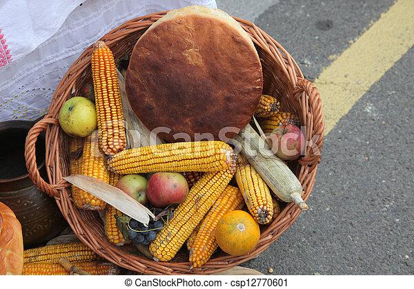 Autumn Harvest - csp12770601