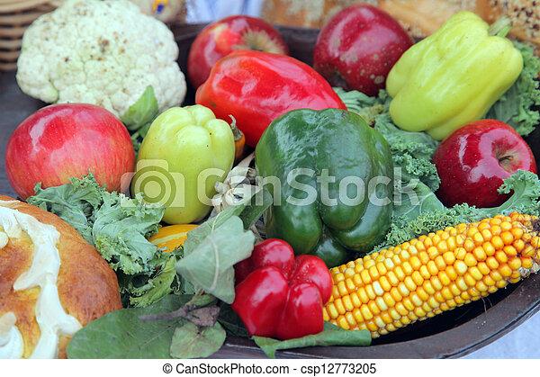 Autumn Harvest - csp12773205