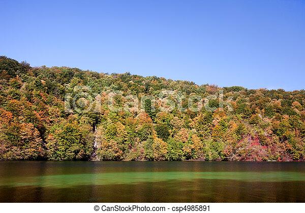 Autumn Landscape - csp4985891