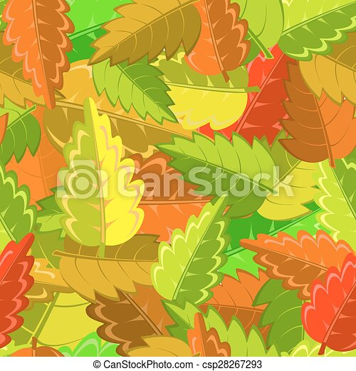 autumn leaves - csp28267293