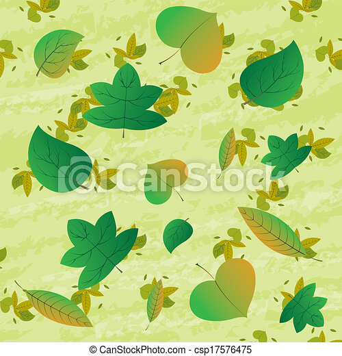 Autumn leaves - csp17576475