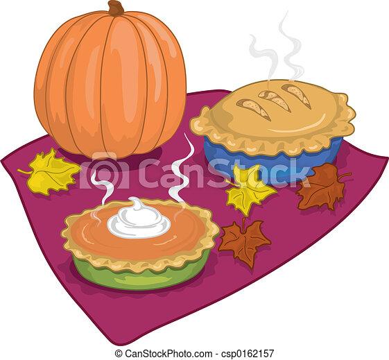 Autumn pies - csp0162157