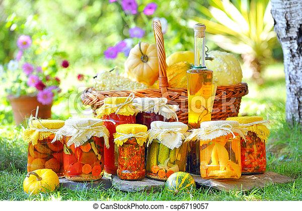 autumn preserves - csp6719057