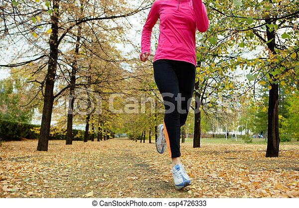 Autumn run - csp4726333