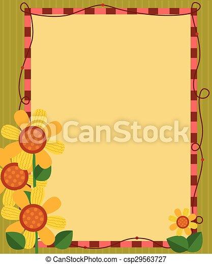 Autumn Sign - csp29563727