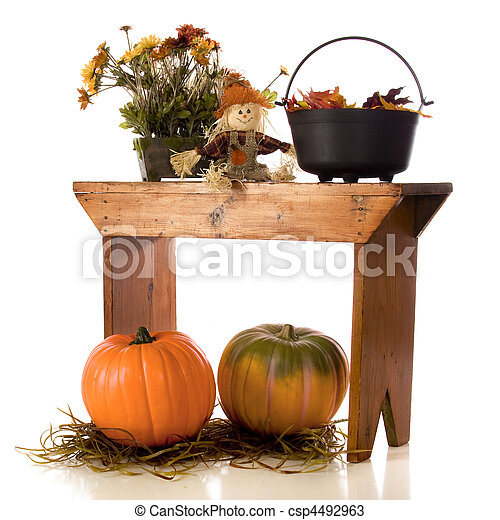 Autumn Still-Life - csp4492963