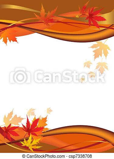 Autumn - csp7338708